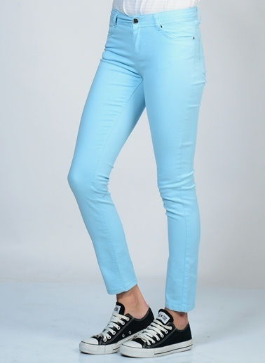 Fresh Company Fresh Company Pantolon Mavi